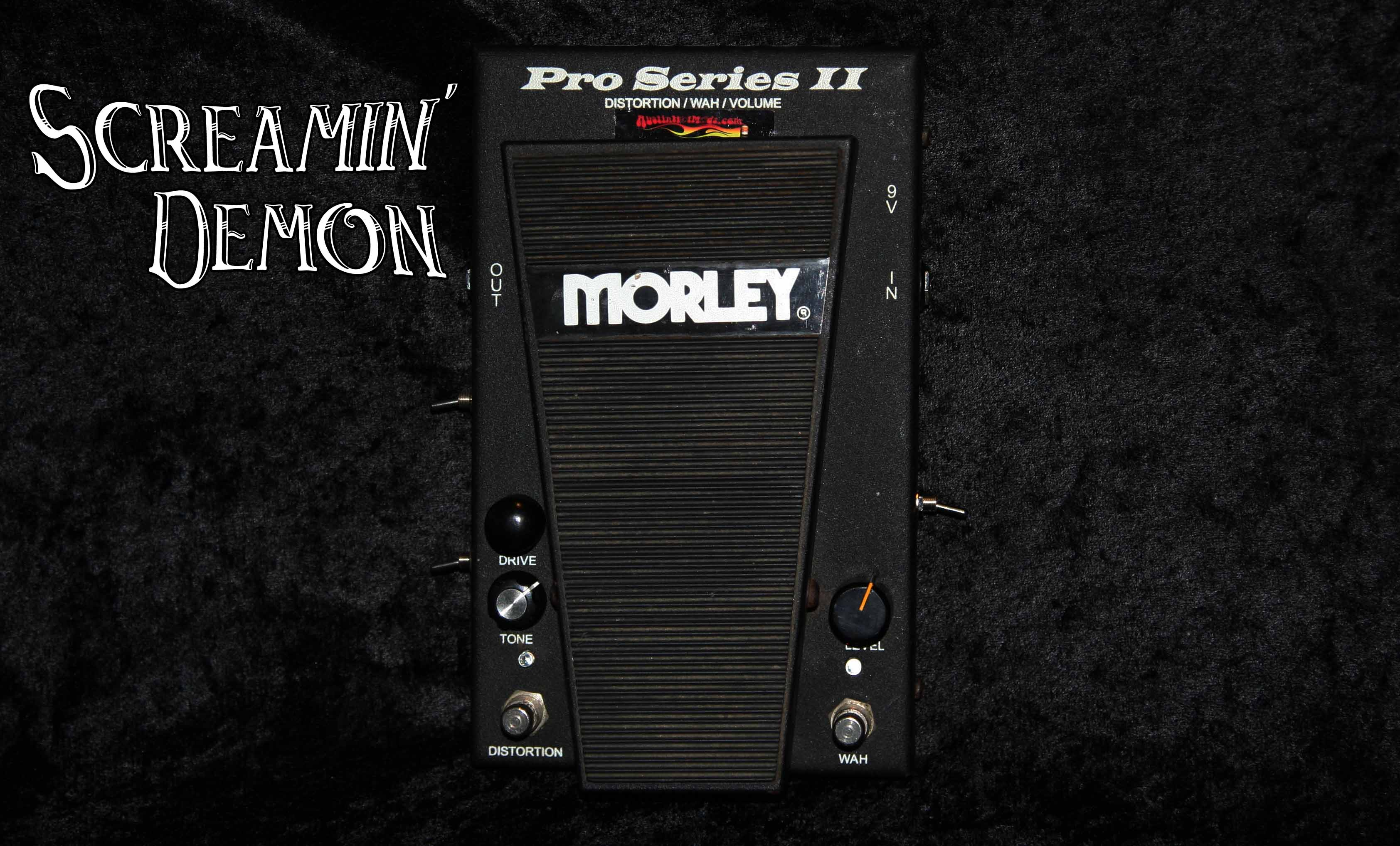 Morley Pro Series Ii Wah Austin Hot Mods Schematic In Addition Volume Pedal On Dunlop Mod Of The Month 10 Off